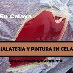 Hojalateria y Pintura en Celaya